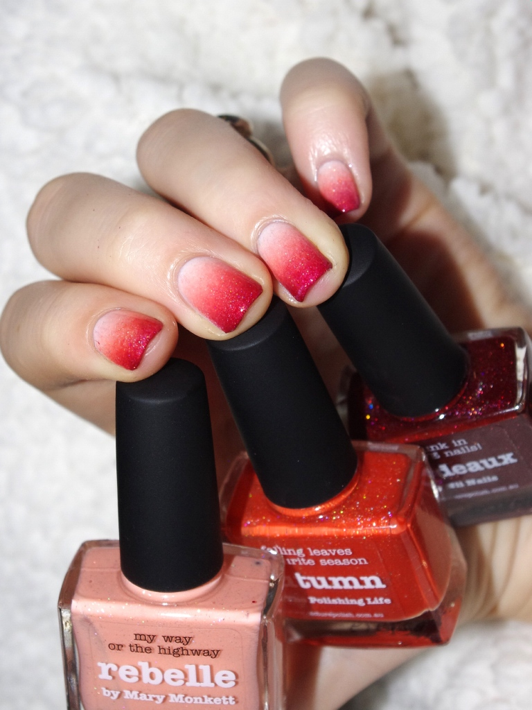 Bulleuw : Nail Art Quarterly PP 8