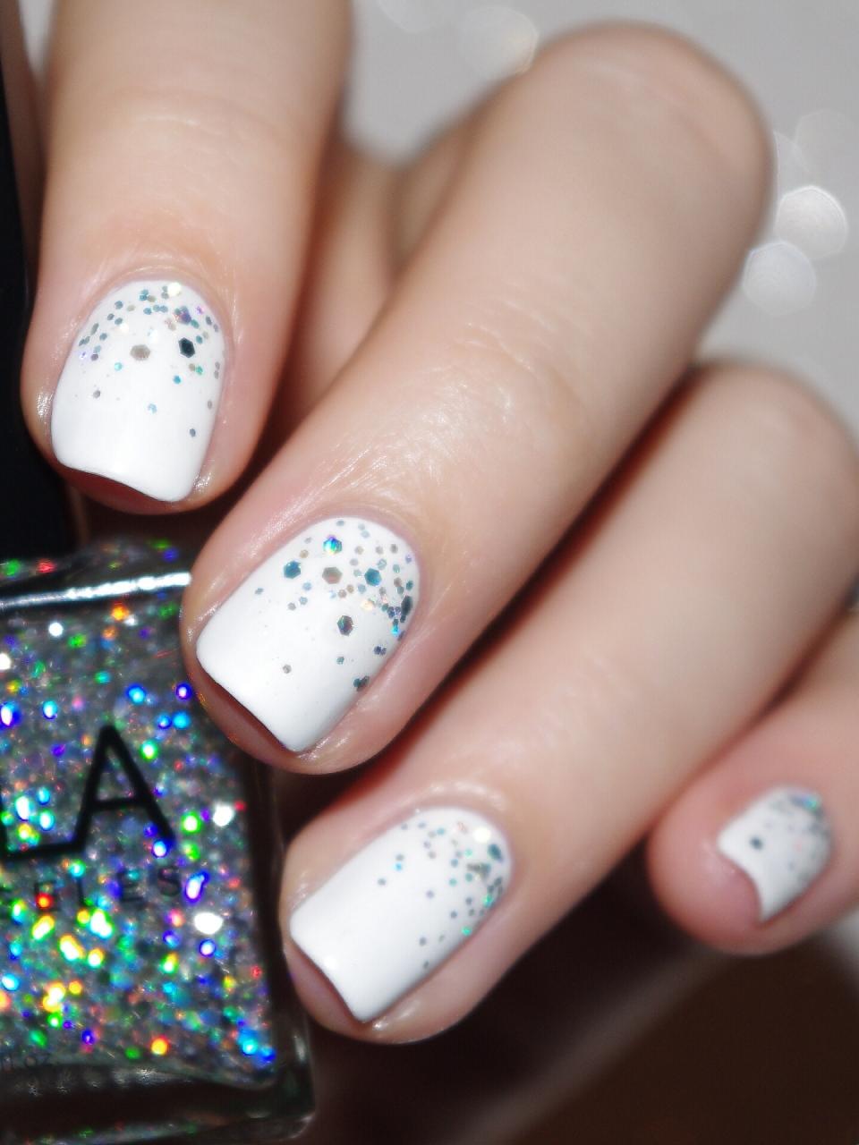 Bulleuw : White Week : Glitter ! 3