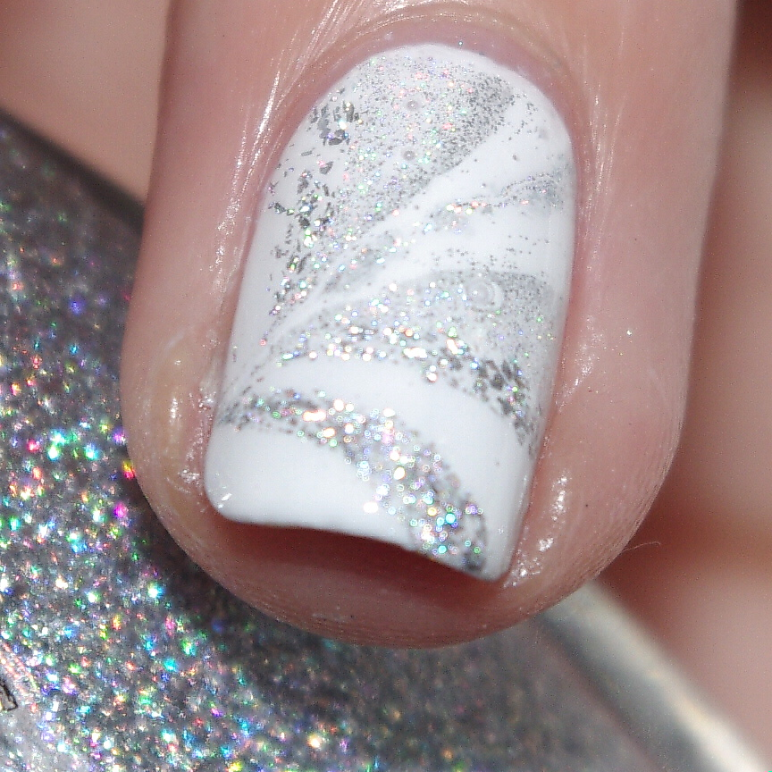 Bulleuw : White Week : Watermarble 7