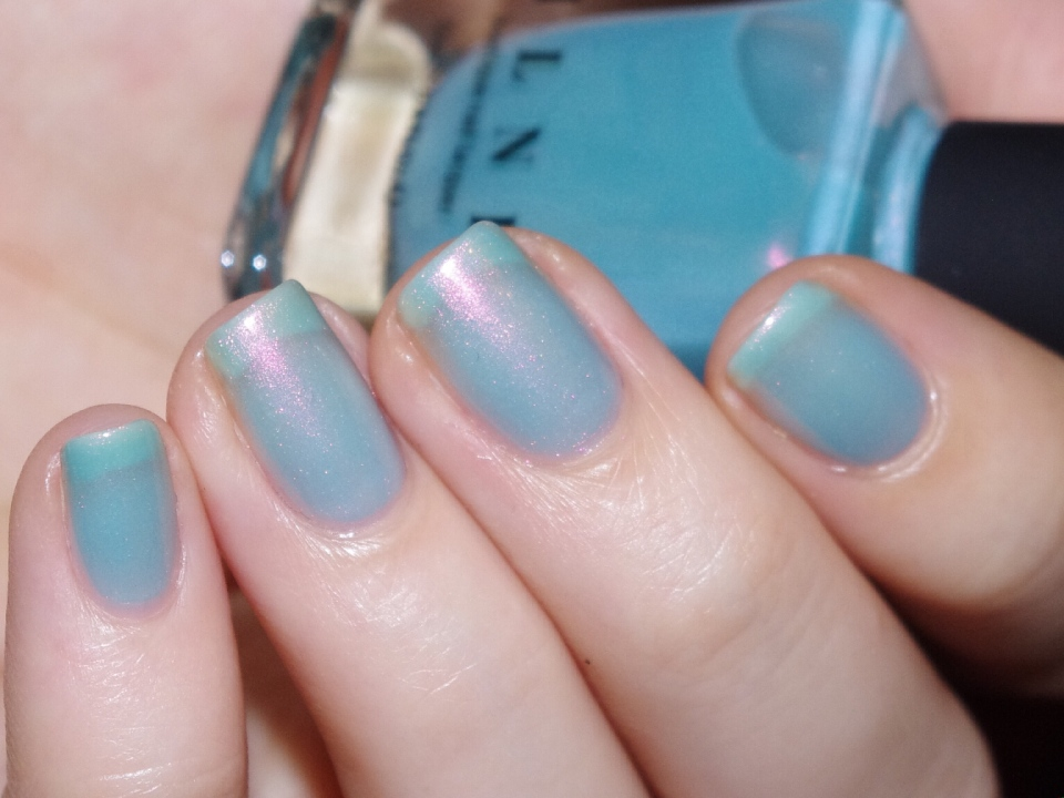 Bulleuw : ILNP Shimmer 10