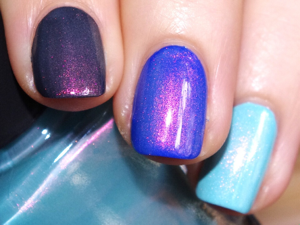 Bulleuw : ILNP Shimmer 16