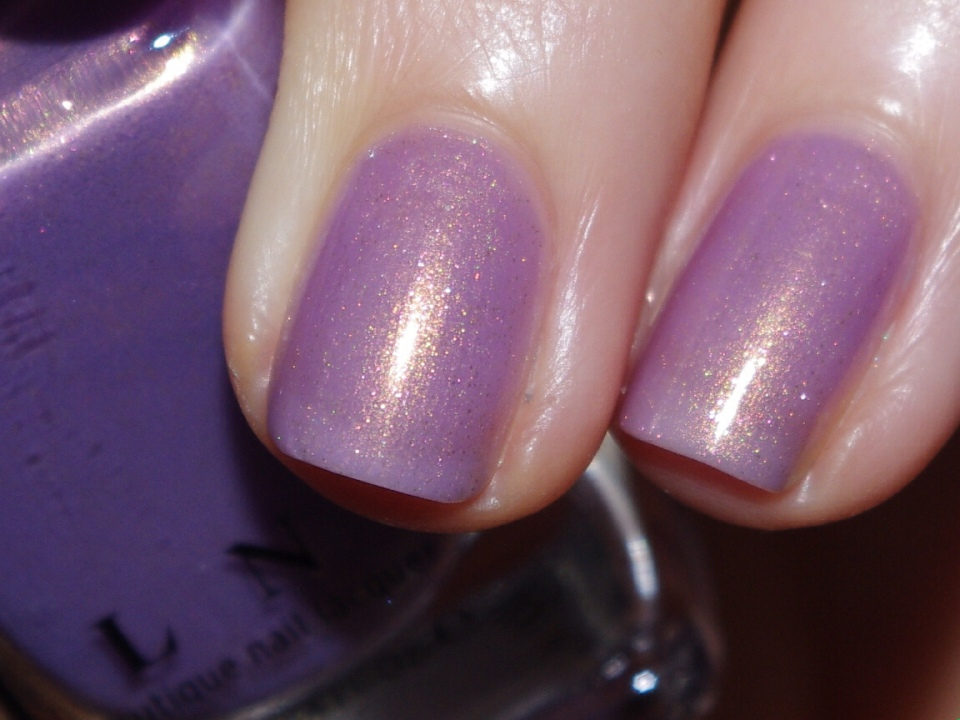 Bulleuw : ILNP Shimmer 34